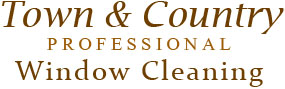Town & Country Window Cleaning Chicago's North Shore